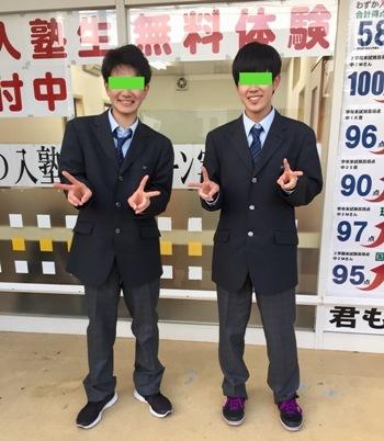 大矢知校、自習室解放中!!