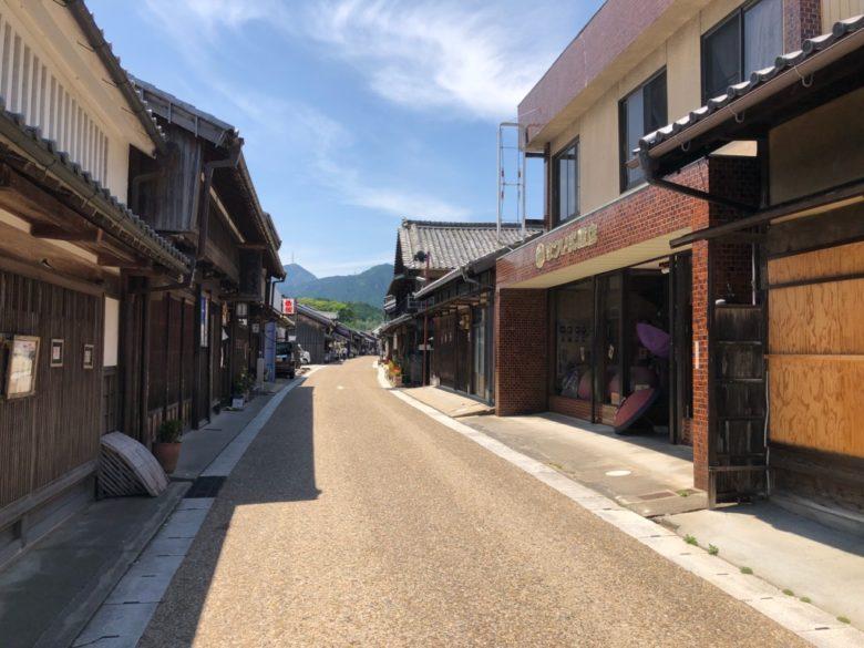 関宿の町家