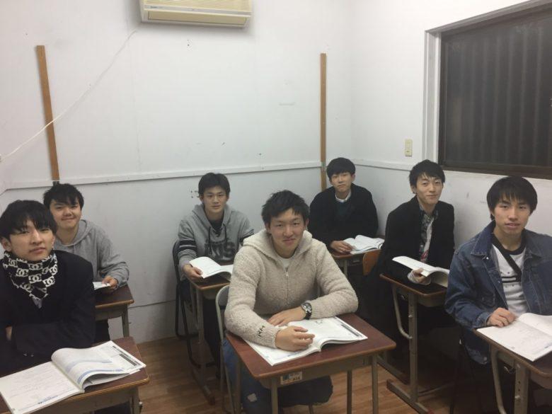 卒塾生来たる!!