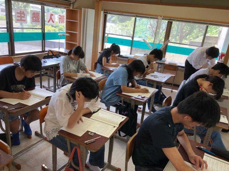実用技能英語検定実施!