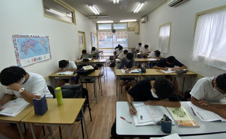 2学期からの入塾生を募集中です スタディー大矢知校