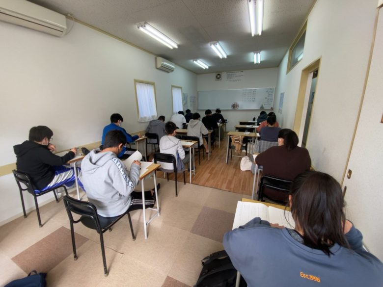 私立オープン模試in大矢知校